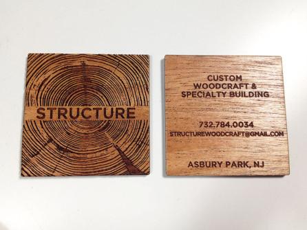Structure Custom Woodcraft