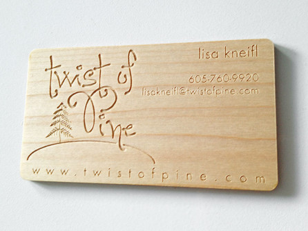 Twist of Pine